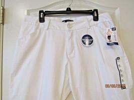 LEE Curvy Fit Modern Series Dress White Capris Women's Sz 4-8M & 16M NWT... - $24.22