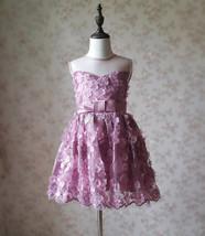 Ball Gown Knee-length Flower Girl Dress -Satin/Tulle Sleeveless Scoop Neck 4-16  image 8