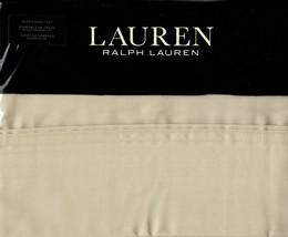 Brand New Ralph Lauren Queen Size Sheet set Color Oat - $110.00