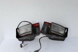 89-91 Mazda Rx7 Fc3s Fog Driving Lights Lamps Set RX-7 RX 7 L&R image 2
