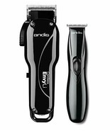 Andis Professional Cordless Fade Combo Adjustable Blade Clipper 100-240V... - $179.14