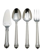 Reed & Barton  Portico 4 Piece Stainless Hostess Serving Set - $49.50