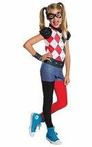 Harley Quinn Costume, Fancy Dress, Small, US Size, Childrens #AU - $38.94