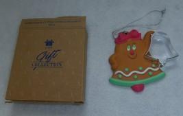 Avon Cookie Cutter Cuties Bell Ornament - $5.00
