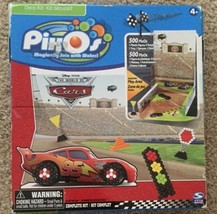 PixOs Disney Pixar Cars Deco Kit Lightning McQueen Magically Join With W... - $10.36