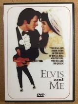 Elvis And Me DVD - 1988 TV Movie - Based on Priscilla Presley's Book - $18.00