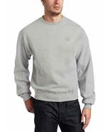 Champion Men's Pullover Eco Fleece Crew Sweatshirt Grey CS2465-806 - $24.95