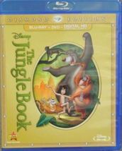 Disney The Jungle Book Diamond Edition [Blu-ray/DVD]
