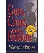Guns, Crime and Freedom: A Town Hall Meeting with Wayne LaPierre (VHS) - $19.30