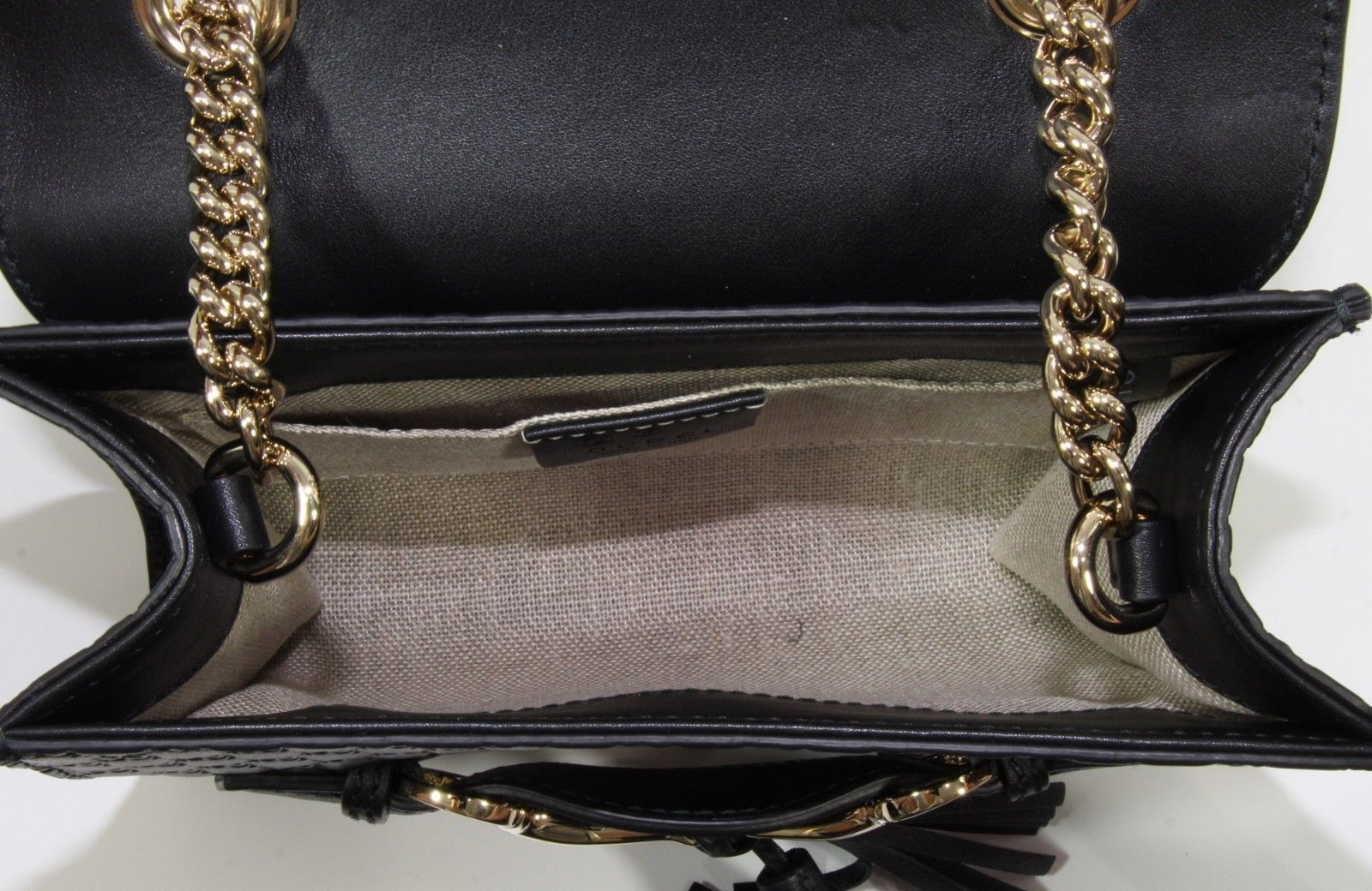 aa60dacc547 NWT GUCCI 449636 Emily Small Microguccissima and 50 similar items