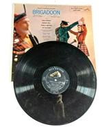 Brigadoon by Cheryl Crawford RCA Victor LOC-1001 33 RPM LP Record 1951 RARE - $17.51