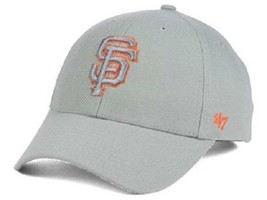 San Francisco Giants MLB 47 Brand Gray Pop Adjustable Hat - $18.76