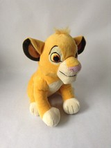 "Simba Disney Kohl's Cares 12"" Plush Soft Stuffed Lion King Limited Edition - $10.18"