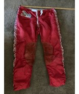Vintage Oneal Moto Pantalon Taille 38 Taille BMX - $118.79