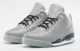 Air Jordan 5LAB3 Sz 14 Deadstock 3M Reflective Nike Silver Grey 100% Authentic - $232.77