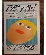MINT TORO Y MOI Fillmore Poster 2019 - $25.99