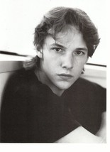 Brad Renfro teen magazine pinup clipping double sided rare Teen Beat Japan