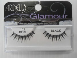 Ardell Strip Lashes Natural Style 102 Demi Black (Pack of 4) - $13.97