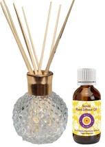 Reed Diffuser with Sandal Oil (30ml) - Fragrance Made in Spain - $225,34 MXN
