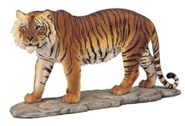 "15.5"" Bengal Tiger Collectible Wild Cat Animal Decoration Figurine Statue - $75.00"
