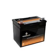 12V 35AH U1(9) Rechargeable AGM Lawnmower Battery for Kees Model 48/60 - $79.90