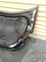 13-18 Ford Taurus SEL Trunk Lid W/Camera & Spoiler image 6