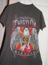 Third Day Miracle Southern Style Rock N Roll Atlanta Ga T-Shirt Size Small - $9.00