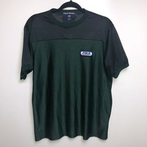 Polo Sport Jersey Men's L Green Blue Vtg 90s Ralph Lauren P Logo Wing - $46.71