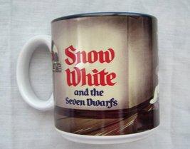 Disney Snow White and the Seven Dwarfs Collectors Mug Walt Disney  - $14.99