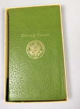 On the Green golf journal leather book USGA Italy golfing gift stocking ... - $981,68 MXN