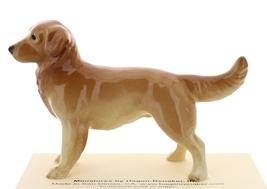 Hagen-Renaker Miniature Ceramic Dog Figurine Golden Retriever Papa image 4