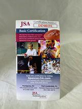 YOGI BERRA / MLB HALL OF FAME / AUTOGRAPHED OFFICIAL N.L. BASEBALL / JSA COA image 6