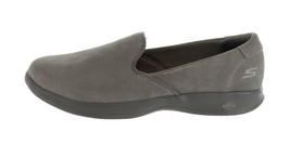 Skechers Womens Go Step Lite Delight Sneaker Charcoal 6.5W NEW A309486 - $67.30