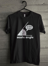 A Cute Angle - Custom Men's T-Shirt (4396) - $19.13+