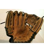"Mizuno Baseball Glove Mitt GPL1101 LHT Lefty 11"" Brown Leather - $14.99"