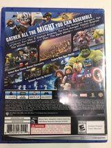 LEGO Marvel's Avengers (Sony PlayStation 4, 2016) image 3