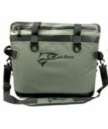 Coho Soft Sided Cooler Bag 30 Cans + ICE Waterproof Tote Bag Cooler Bag - $49.45