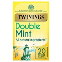 Twinings Doublemint Infusions 20 per pack - $5.39