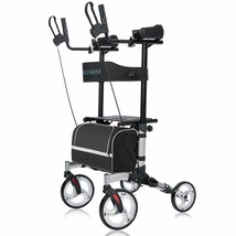 ELENKER Upright Walker HFK-9223-2 SILVER - $265.61