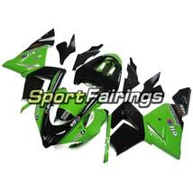 Full Green New Fairings for Kawasaki ZX10R 04-05 ABS Bodywork Cowling Co... - $414.67