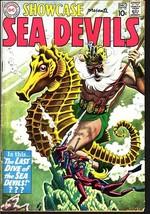 SHOWCASE COMICS #29 SEA DEVILS-RUSS HEATH ART-1960-D.C. FN - $209.52