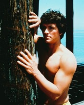 Patrick Duffy Barechested The Man From Atlantis 16X20 Canvas Giclee - $69.99