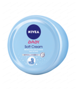 Nivea Baby Soft Cream Skin Sensitive for Face and Body 200 ml - $13.06