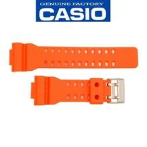 Casio G-SHOCK Watch Band Strap GA-110MR-4A Original Orange Rubber - $35.95