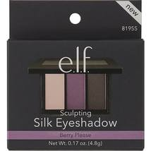 ELF Sculpting Silk Eyeshadow 81955 Berry Please (BNZ109-7) - $7.00