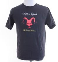 Stephen Lynch The Craig Machine Concert Tour T Shirt 2007 Mens Medium Gr... - $24.70