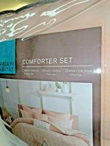 Urban Habitat Brooklyn Comforter 5-Pc Set Twin/Twin Xl Size - Pink Tufted Cotton image 7