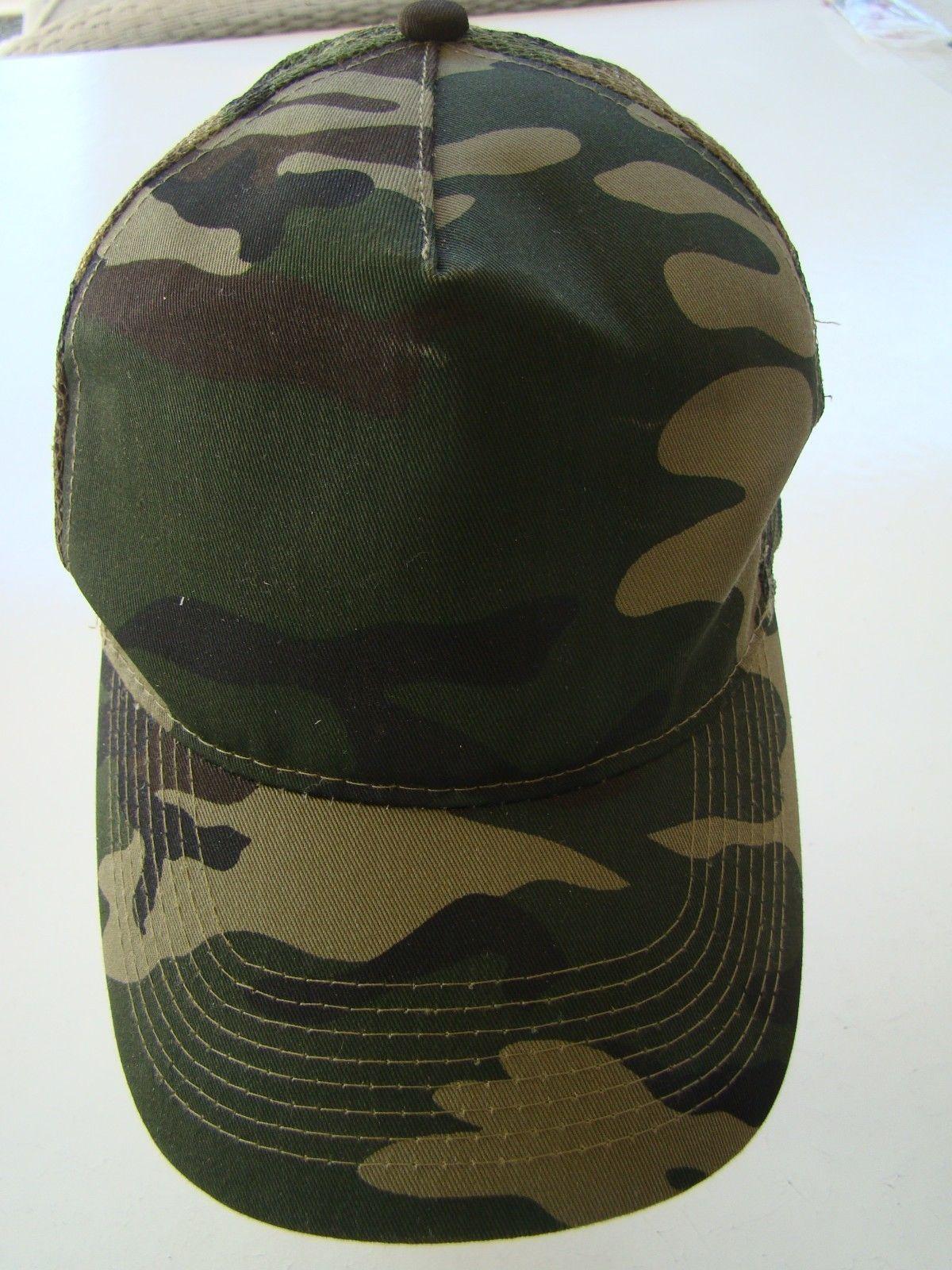 USAF  AIR FORCE PILOT AIR GROUND CREW WOODLAND BDU BALL CAP BALLCAP HAT ALL UNIT
