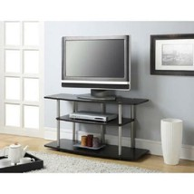 Premium 3 Tier Wide TV Stand Modern Contemporary Style Home Furniture Es... - $76.80