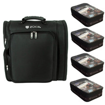 Zuca Artist Backpack With Four Vinyl-Lined Small Utility Pouches   - $218.92 CAD